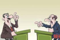 辩论赛中如何应对假归谬法