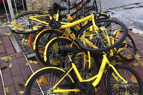 共享单车被毁,素质or管理?