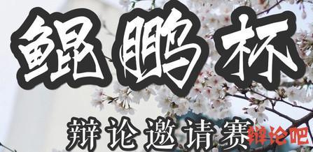 """第一届武汉大学""""鲲鹏""""杯辩论赛"""